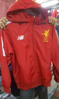 Liverpool windbreaker