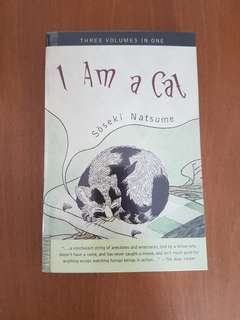 Soseki Natsume I Am A Cat
