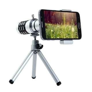 Mobile phone 12x zoom Telescope lens