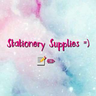 Stationery Supplies =) Also Major Clearance Sale!!!