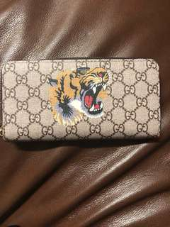 Gucci style wallet