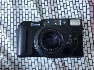 UNTESTED Canon Top Twin Film Camera