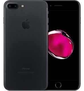徵求 Iphone 7Plus 128G black