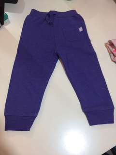 Prelove fox jogger pants for 12-18 mth