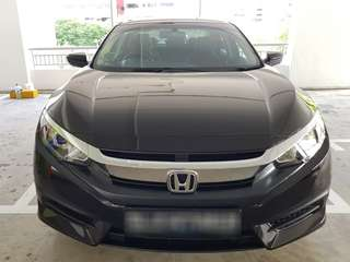 9H / 10H PPS CAMUI Glass Coating (Honda Civic May)