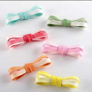 INSTOCK ombre shoelace