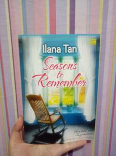 Season To Remember by Ilana Tan