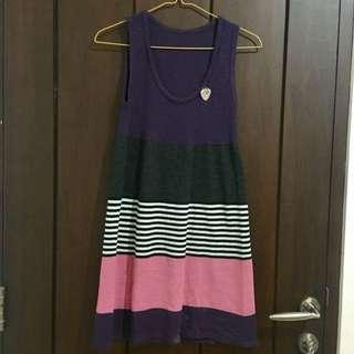 Dress a-line lucu