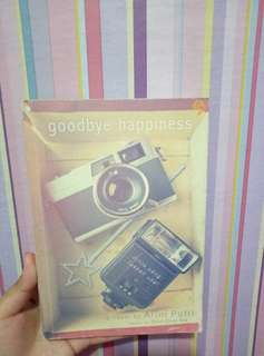 Novel Goodbye Happiness