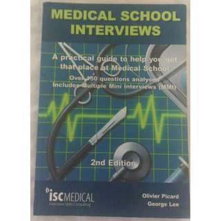 Medical School Interviews ISC Medical 2nd Edition