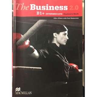 🚚 Business 20 Intermediate Students Book-9780230437883