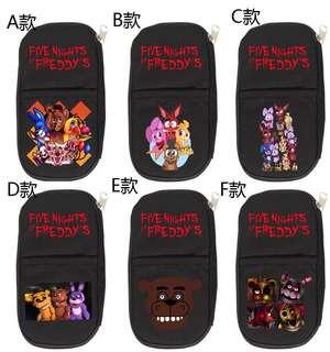 PO Five Nights @ Freddy Pencil Case