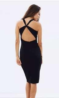 Fresh Soul black dress size 6