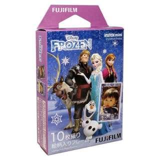 Frozen (The movie) - Instax Mini Polaroid Film