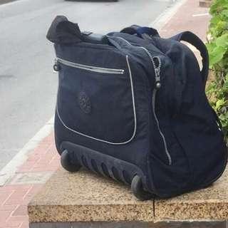 School Trolley Bag - Kipling