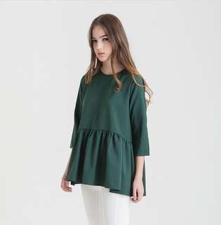 Pipolla green flare top