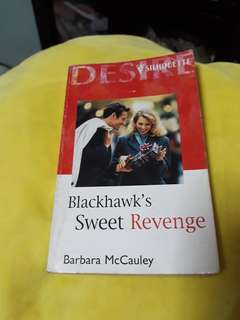 Barbara McCauley- Blackhawk's Sweet Revenge