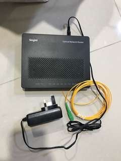 Optical network router