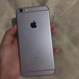 Iphone 6 plus 16 gb spacegray