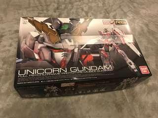 RG Unicorn Gundam 1/144