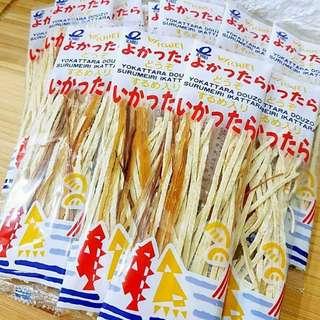 🚚 5/20收單🇯🇵-日本一榮魷魚絲