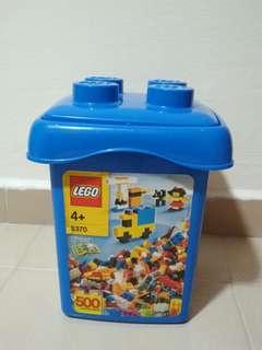 Empty Lego box
