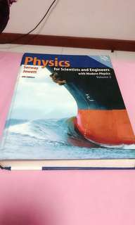 Physics for Scientists and Engineers with Modern Physics Vol. w