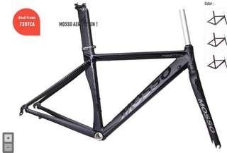 Mosso Aero frameset