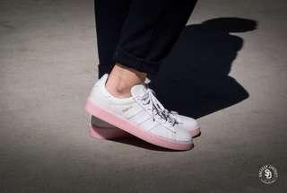UK5.5 Adidas Campus Icey Pink