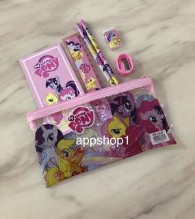 My little pony, unicorn theme party goodies bag, children birthday goodies favors