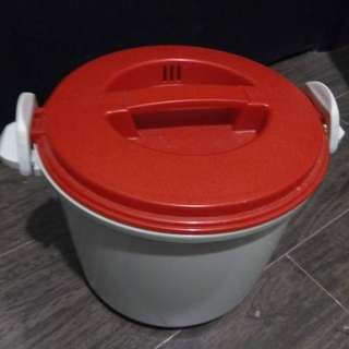 Microwavable Rice Cooker (Small 1-3 Serving Size)
