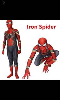 All Spider man Suits