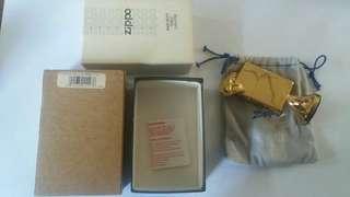 zippo barcroft table lighter sclupture*ultra rare*