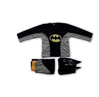 Batman Kids Costume Full Set