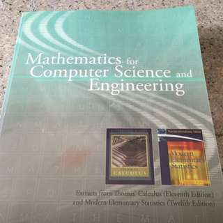 Mathematics for Computer Science and Engineering