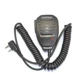 Baofeng Universal Handheld Speaker-mic for Dual Band Radio