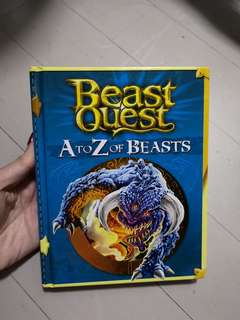Beast Quest A to Z of Beasts