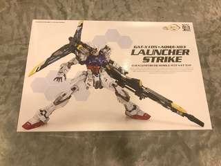 Dragon Momoko Launcher Strike MG 1/100