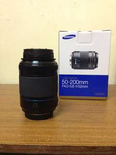 Lens Samsung 50-200mm