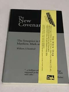 The new covenant (Matthew, Mark & Luke)