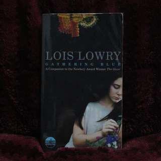 Gathering Blue [Lois Lowry]