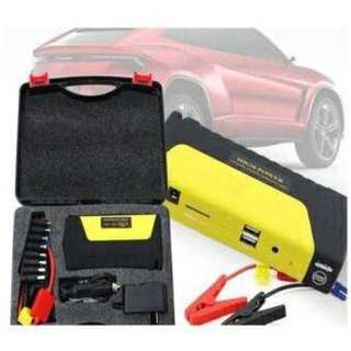 50800MAH12 Volt Car Battery Jump Starter and Power Bank