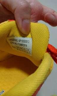 The simpsons Lotta 波鞋 37碼