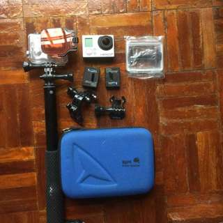 Best deal: GoPro Hero3+ Silver Edition WITH lots of accessories!