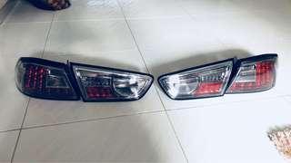 Mitsubishi Lancer EX / EVO X aftermarket taillight