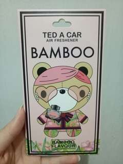 Ted A Car Gucci Bamboo
