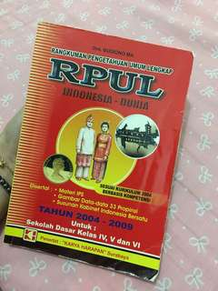RPUL  Indonesia Dunia