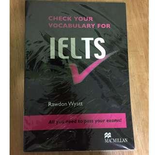 IELTS Vocabulary English Test - Macmillan