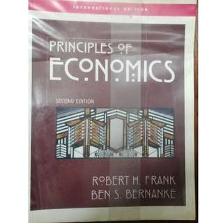Principles of Economics by Robert H. Frank, Ben S. Bernanke