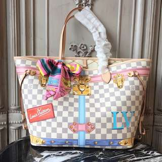 Lv Neverfull Trunk Collection
